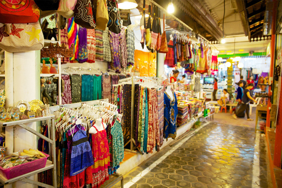 Shopping in Siem Reap