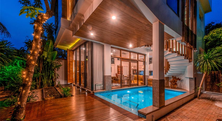 Villa Eternal with Private Pool, Siem Reap, Book direct save 20%